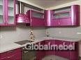 Кухня 610 металлик