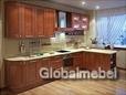 Кухня массив тавари и шпон танганики Амазонка