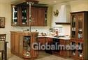 Кухня из итальянского дерева Аризона 1