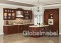 Кухня Сесилия 2 (Cecilia 2) массив и шпон черешни