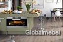 Кухня из ЛДСП Egger 2 Зеленый фисташковый
