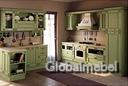 Кухонная мебель Флореале Верде
