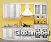 Кухня массив ясеня Италия Франческа 2-1