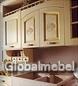 Кухня массив и шпон ясеня Гарда Голд 1-2