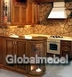 Кухня из дерева Бергонцо