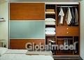 Шкаф-купе 13 из различных материалов