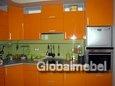 Кухонная мебель МДФ эмали KC 706