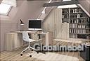 Мебель для кабинета ЛДСП