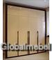 Шкаф с дверцами из эмали