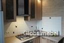 Кухня дерево Италия с производства Сиена СК 083