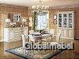 Шкафы для столовой Нике Аворио, массив липы и шпон