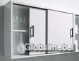 Дверки-купе для кухни с механизмом Hettich