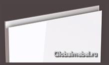 Jet-Linea HPL Белый глянец с интегрированной ручкой цвета металлик