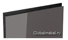 Jet-Linea HPL Графит глянец с интегрированной черной ручкой