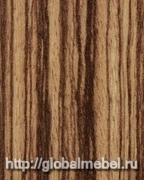 4390 Larix Зебрано Натурального цвета