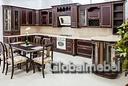 Кухня из массива и шпона дерева Россия, Наяда 2
