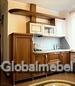 Кухня с российскими фасадами из массива и шпона Вита