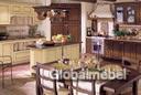 Кухня дерево Италия Сорренто-Позитано