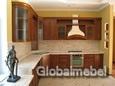 Стильная кухня из дерева Италия, Арена