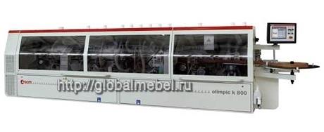 Станок SCM-Olimpic-K-800