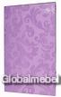 Фасады из стекла Мозаика Аметист (фиолетовый)