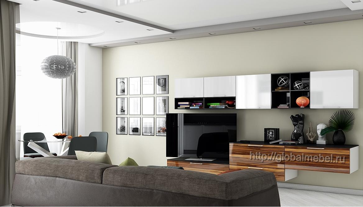 каталог мебели корпусная мебель на заказ от фабрики Globalmebel
