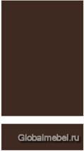 Мокко (коричневый глянец)
