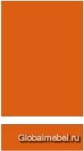 Тропикана (оранжевый глянец)