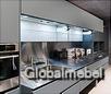 Кухня из пластика Fenix Grigio Bromo